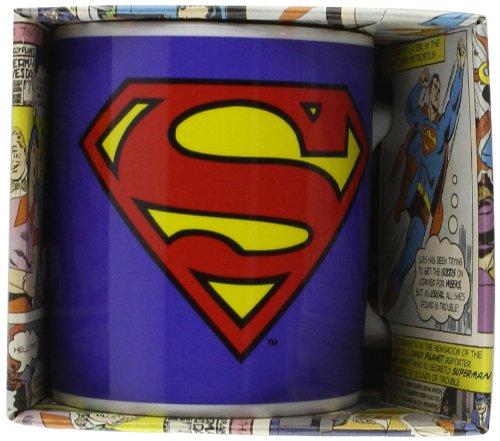 Superman - Tazza con logo
