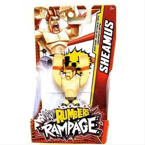 WWE Rumblers Rampage Action Figures- Sheamus