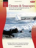 img - for Oil & Acrylic: Oceans & Seascapes (How to Draw & Paint) book / textbook / text book
