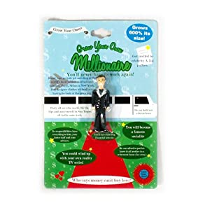 Grow Your Own Millionaire Funny Secret Santa Gift