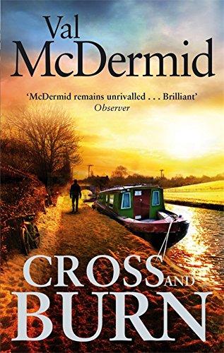 Buchseite und Rezensionen zu 'Cross and Burn (Tony Hill)' von Val McDermid