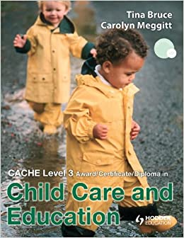 Level 3 Award in Childcare and Education NCFE CACHE