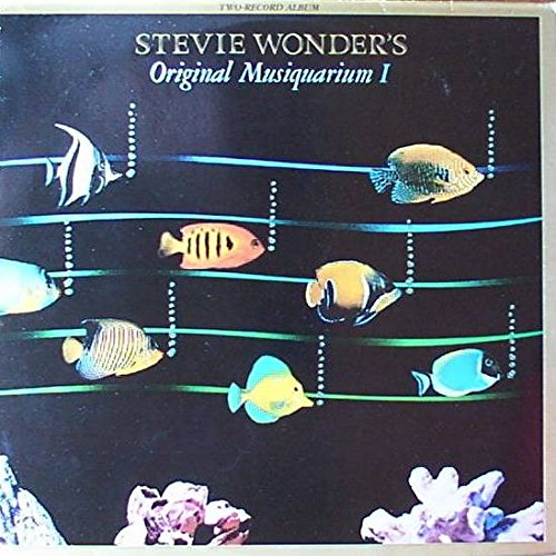 Stevie Wonder - WONDER001 - Zortam Music