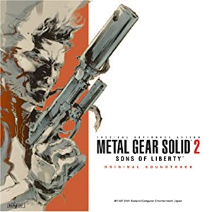 Metal Gear Solid 2  Sons Of Li