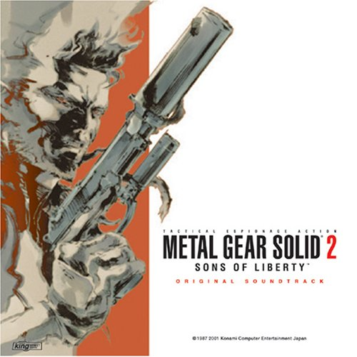 Metal Gear Solid 2: Sons Of Liberty by Harry Gregson-Williams