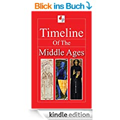 Timeline of the Middle Ages (English Edition)