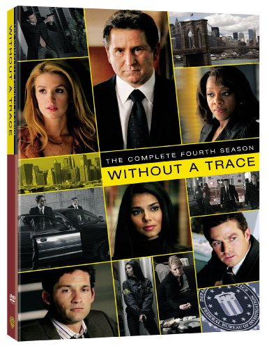 WITHOUT A TRACE / FBI 失踪者を追え!〈フォース・シーズン〉 コレクターズ・ボックス [DVD]