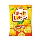 アサヒフードアンドヘルスケア ほっとレモンのど飴 88g×6袋