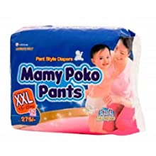 Mamy Poko Pant Style XXL Size Diapers (12 Count)