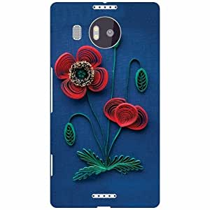 Printland Phone Cover For Microsoft Lumia 950 XL