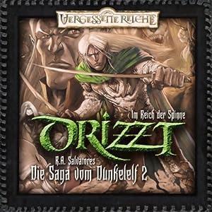 Im Reich der Spinne (DRIZZT - Die Saga vom Dunkelelf 2) Hörspiel