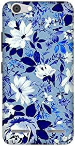 The Racoon Grip printed designer hard back mobile phone case cover for Lenovo Vibe K5 Plus. (Free Flora)