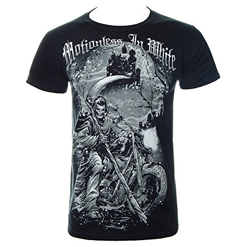 Motionless In White - T-shirt - Stampa - Uomo