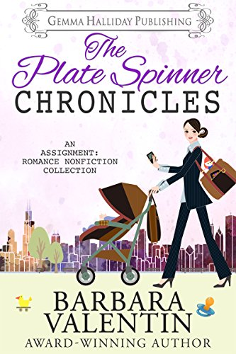 The Plate Spinner Chronicles: an Assignment cover