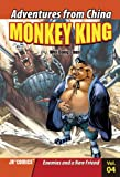 Monkey King # Volume 04 : Enemies and a New Friend