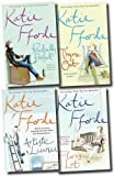 Katie Fforde Katie Fforde Collection 4 Books Set (Thyme out, Artistic license, Flora's lot, Practically Perfect)