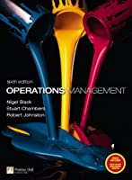 Operations Management, 6th Edition Front Cover