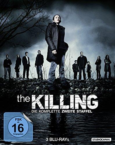 The Killing - Staffel 2 [Blu-ray]