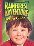 img - for A Tree Top Bible Blast! Kindergarten-Grade 1 (Rainforest Adventures) book / textbook / text book