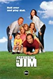 According to Jim Poster TV B 11x17 James Belushi Courtney Thorne-Smith Kimberly Williams