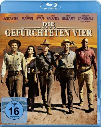 Die gefürchteten Vier [Blu-ray]
