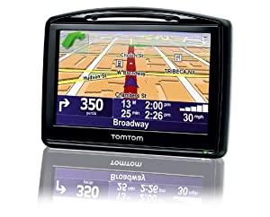 TomTom GO 930T 4.3-Inch Widescreen Bluetooth Portable GPS Navigator with Traffic Receiver