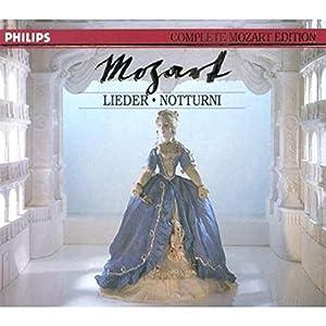 Complete Mozart Edition, Vol.24: Lieder