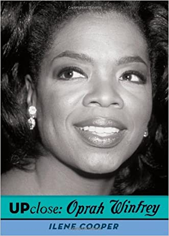 Up Close: Oprah Winfrey written by Ilene Cooper