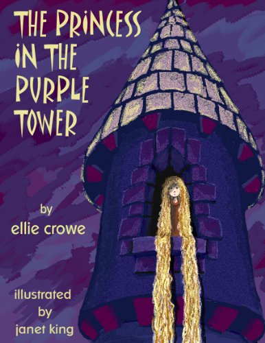 Book: The Princess in the Purple Tower by Ellie Crowe