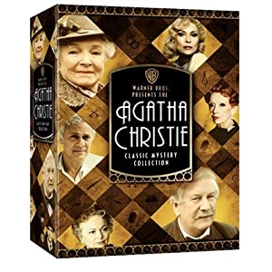 Agatha Christie Classic Mystery Collection with Tony Curtis