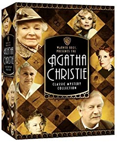 Agatha Christie Classic Mystery Collection (Murder Is Easy/Caribbean Mystery/Murder with Mirrors/Thirteen for Dinner/Dead Man's Folly/Murder in Three Acts/Sparkling Cyanide/The Man in the Brown Suit)