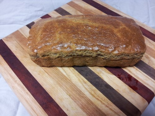 1 Loaf Paleo Bread Gluten Free Food Product Low Shipping No Sugar No Grain No Dairy