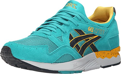Onitsuka Tiger by Asics Men's Gel-Lyte V Tropical Green/Black Sneaker 10.5 D (M)