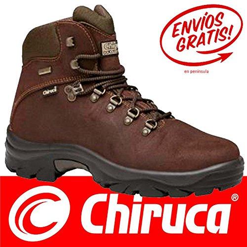 CHIRUCA ,  Scarpe da camminata ed escursionismo uomo marrone marrone piccolo marrone Size: 38