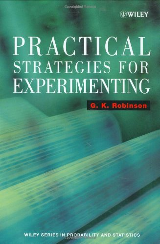 Practical Strategies For Experimenting