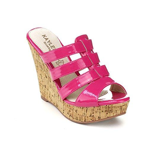 Fuchsia High Heels