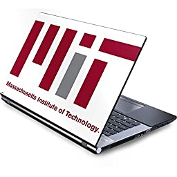 Massachusetts Institute of Technology Generic 12in Laptop (10.6in X 8.3in) Skin - MIT Logo Vinyl Decal Skin For Your 12in Laptop (10.6in X 8.3in)