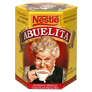 Nestle Abuelita Authentic Mexican Chocolate Drink Mix, 6-Count Boxes (Pack of 6)