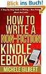 How to Write a Non-Fiction Kindle eBo...