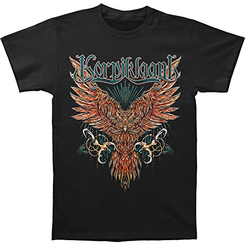 KORPIKLAANI OWL T-Shirt M