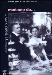 The Earrings of Madame de... [Import anglais]