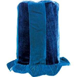 Amscan Tall Top Hat (Blue)