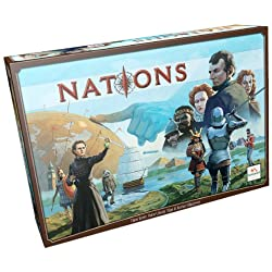 [Best price] Grown-Up Toys - Nations Board Game - toys-games