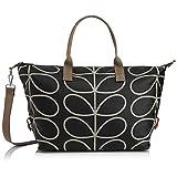 Orla Kiely Core Linear Zip Holdall Top Handle Bag