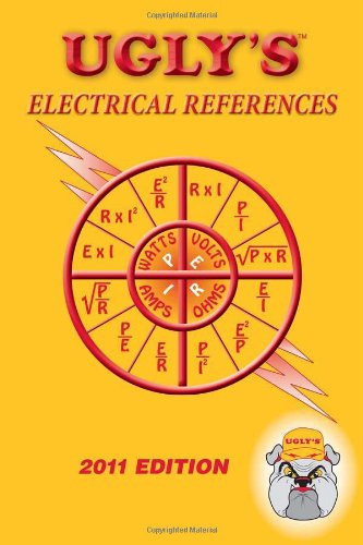 Ugly's Electrical References, 2011 Edition - Jones & Bartlett Learning - UGLYS-2011 - ISBN:0763790990