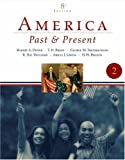 img - for America Past and Present, Volume II (since 1865) (8th Edition) book / textbook / text book