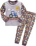 Vaenait Baby 74-122 Kinder Jungen Bekleidung Langarm zweiteilige Schlafanzug Funny