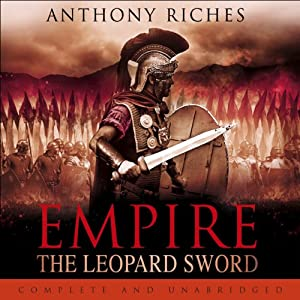 Leopard Sword: Empire IV Audiobook