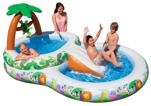 Intex Jungle Play Center