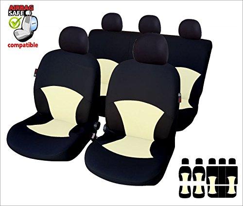 akhan sb628 housse de si ge set housse de si ge housses d j housses housse avec airbag. Black Bedroom Furniture Sets. Home Design Ideas